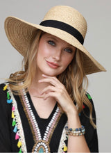 Load image into Gallery viewer, Shady Character Long Brim Hat