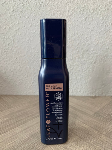 CBD Instant Frizz Remedy Spray