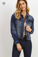 Load image into Gallery viewer, X Boyfriend Jean Jacket