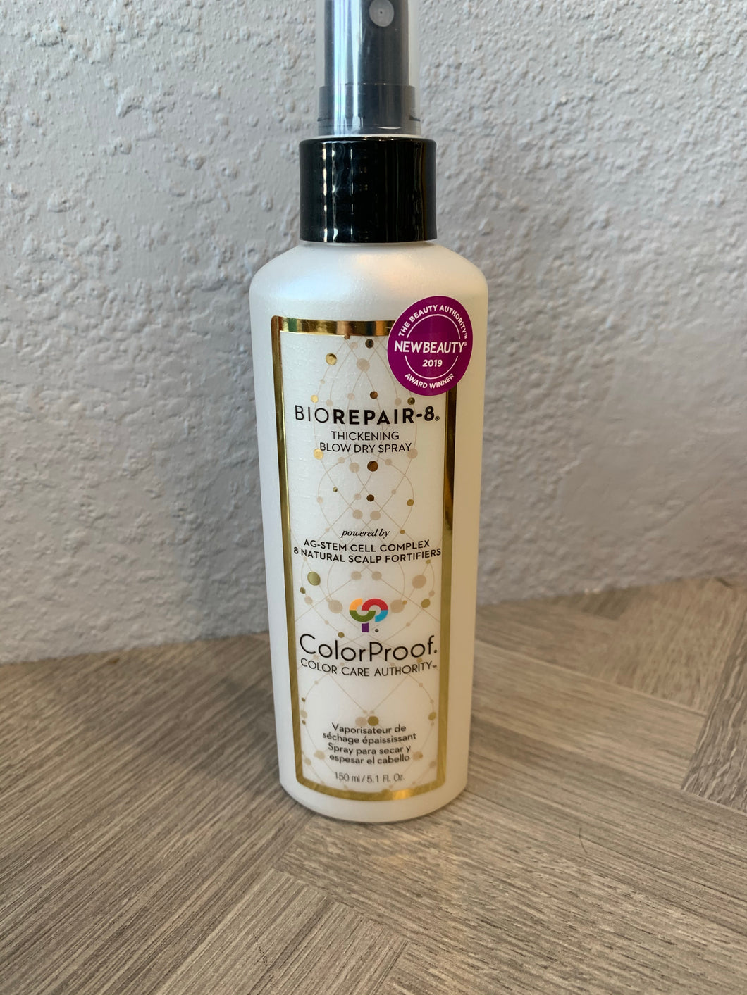 Biorepair-8 Thickening Blow Dry Spray