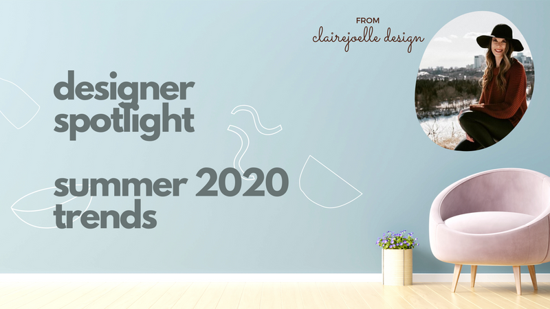 Designer Spotlight: Summer 2020 Trends
