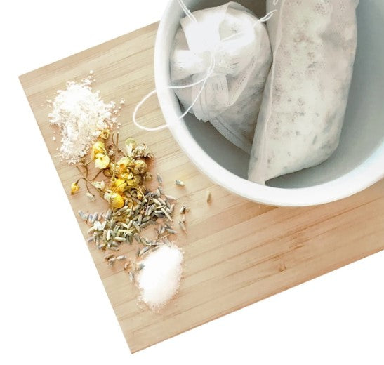 Lavender Bath Tea