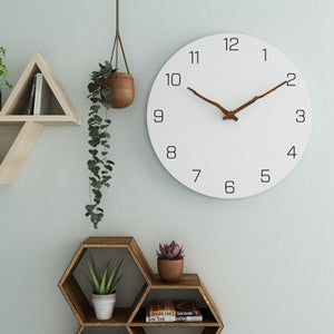 Branch Arm Wall Clock