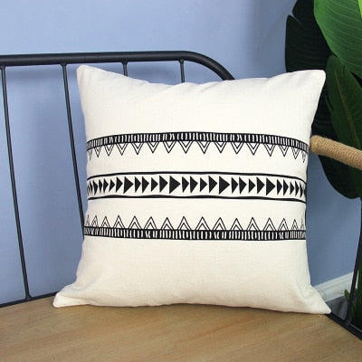 Moroccan Touch Cushion Covers