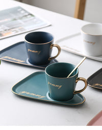 Yummy Coffee Mug Set