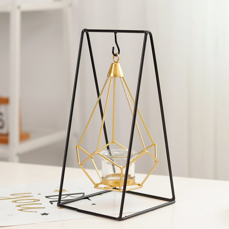 Swing Candle Holder