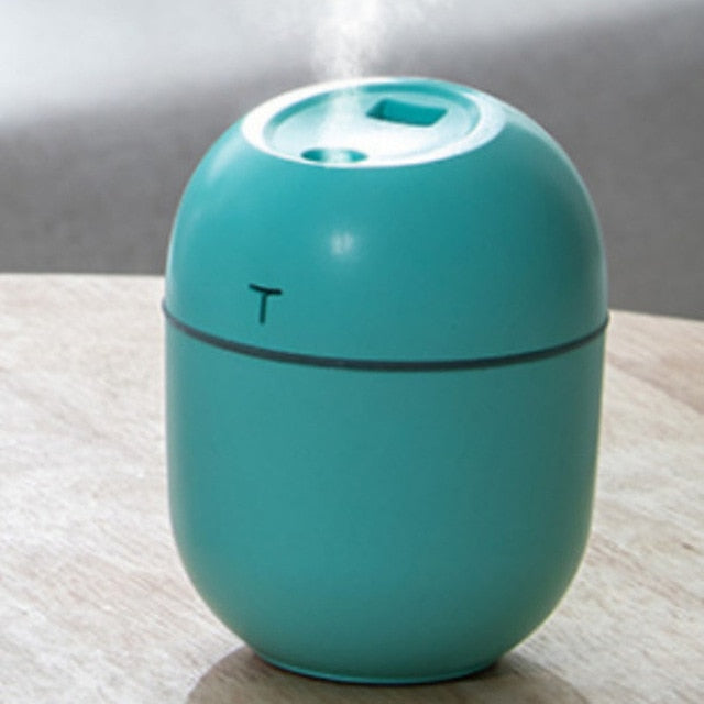 Mini USB Essential Oil Diffuser