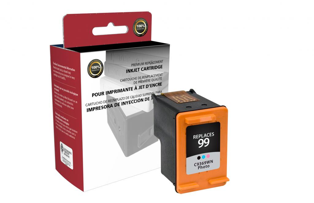 Photo Ink Cartridge for HP C9369WN (HP 99)
