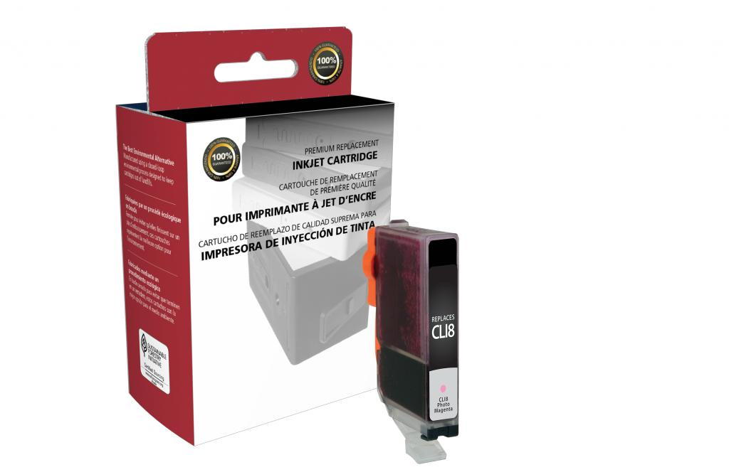 Photo Magenta Ink Cartridge for Canon CLI-8