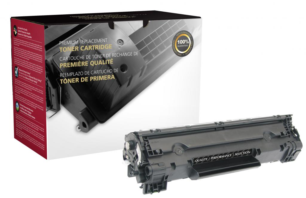 Toner Cartridge for HP CB435A (HP 35A)