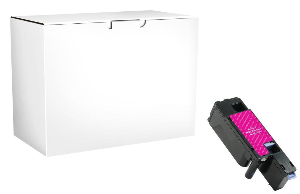 High Yield Magenta Toner Cartridge for Dell 1250/C1760