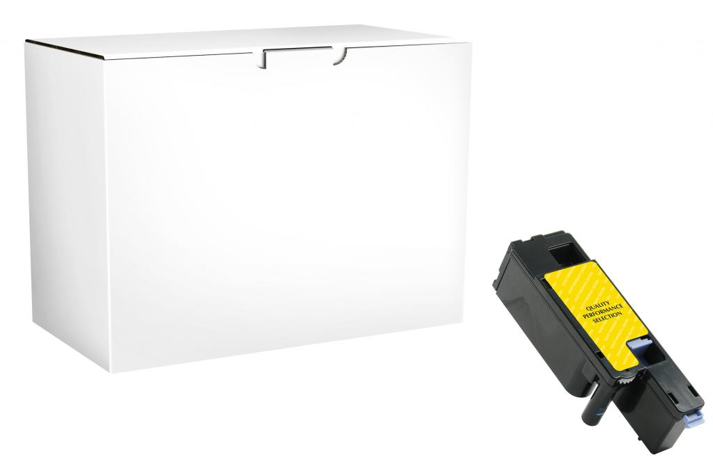 High Yield Yellow Toner Cartridge for Dell 1250/C1760