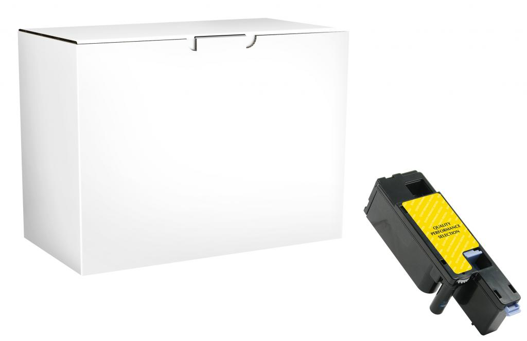 Yellow Toner Cartridge for Dell C1660
