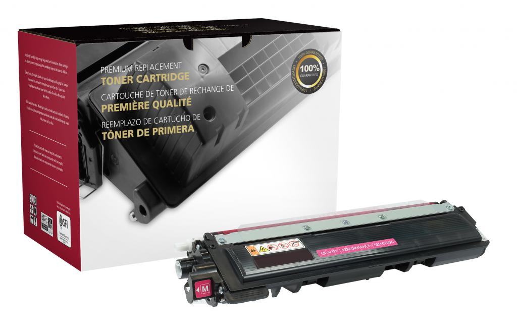 Magenta Toner Cartridge for Brother TN210