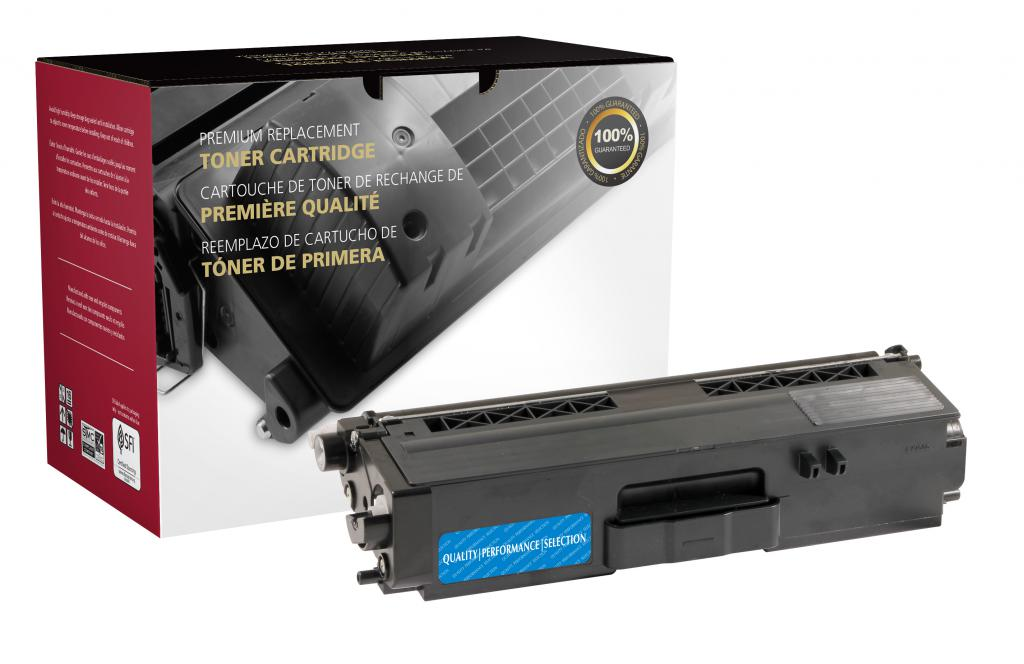 High Yield Cyan Toner Cartridge for Brother TN336