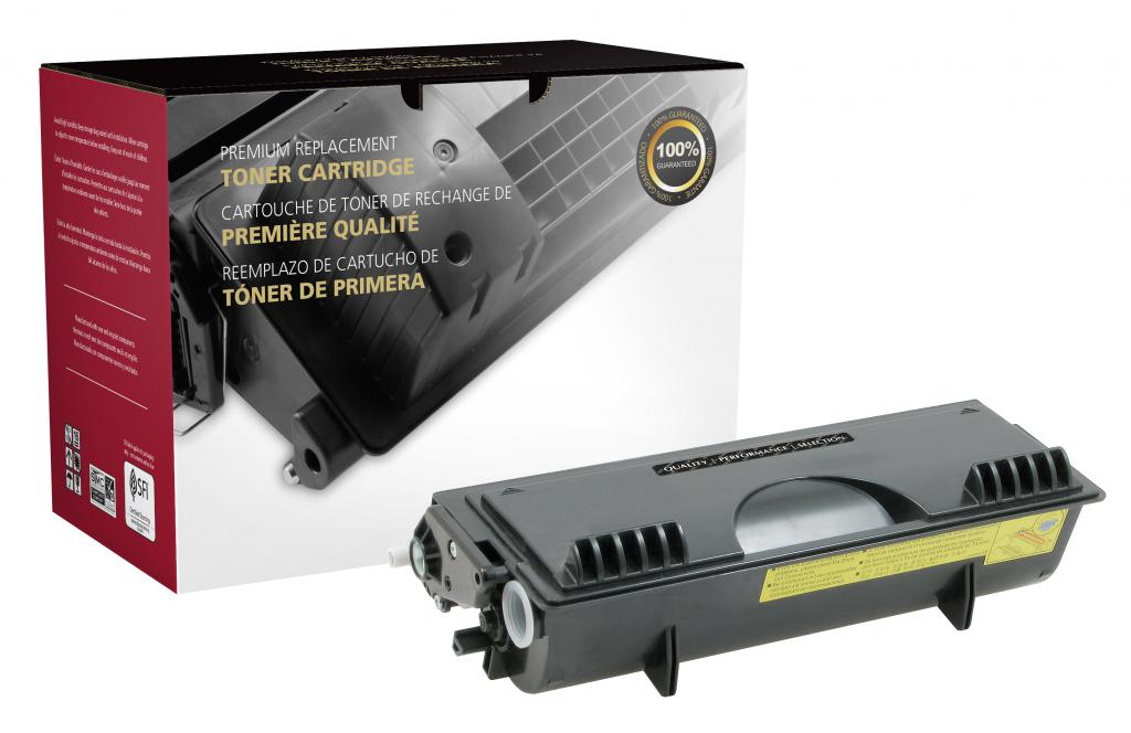 High Yield Toner Cartridge for Brother TN560