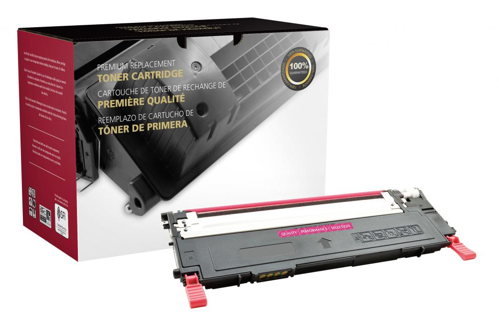 Magenta Toner Cartridge for Dell 1230/1235