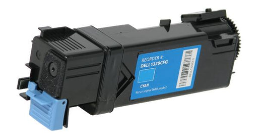 High Yield Cyan Toner Cartridge for Dell 1320