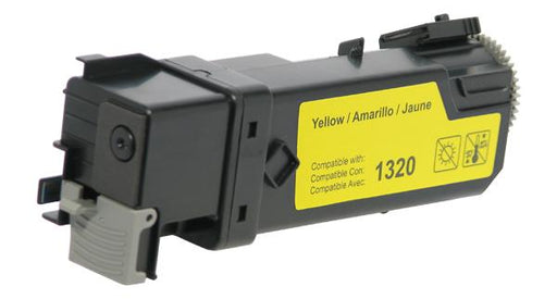 High Yield Yellow Toner Cartridge for Dell 1320