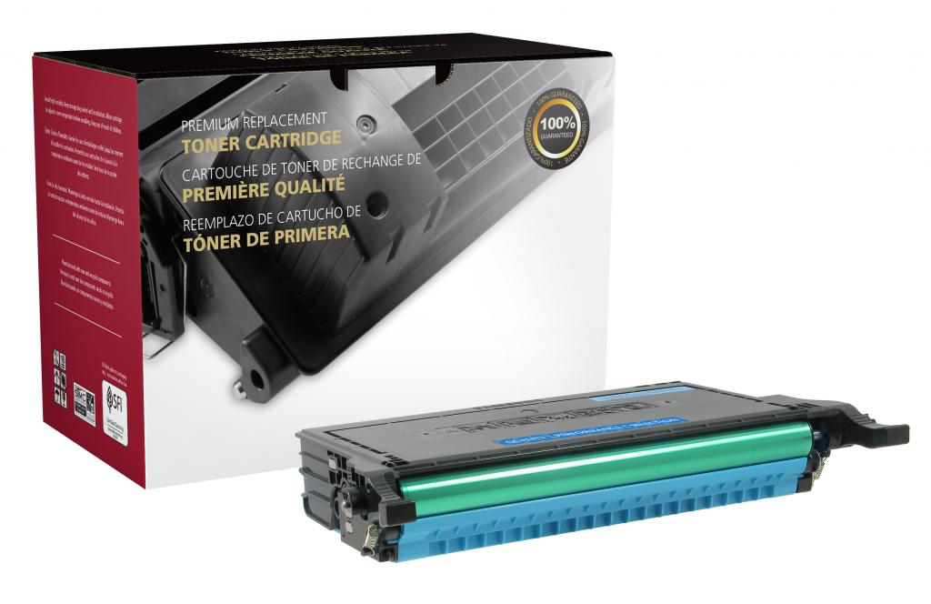 High Yield Cyan Toner Cartridge for Dell 2145