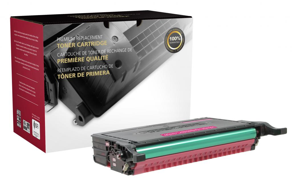 High Yield Magenta Toner Cartridge for Dell 2145