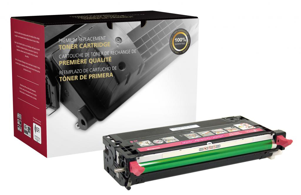 High Yield Magenta Toner Cartridge for Dell 3110/3115