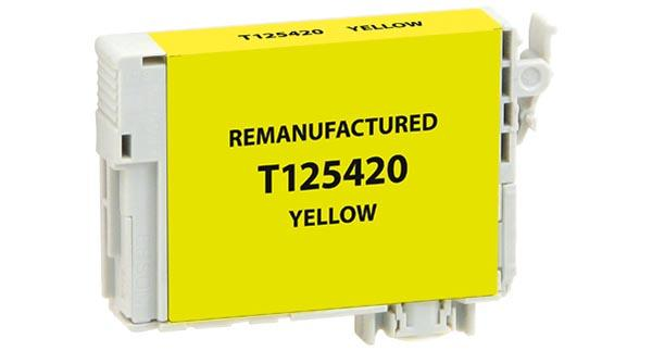 Yellow Ink Cartridge for Epson T125420