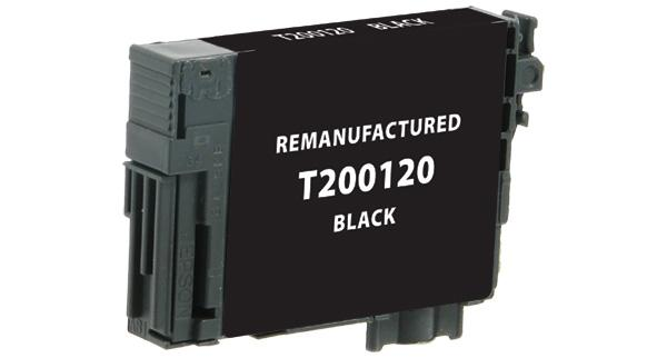 Black Ink Cartridge for Epson T200120