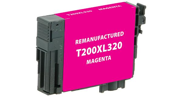 High Yield Magenta Ink Cartridge for Epson T200XL320