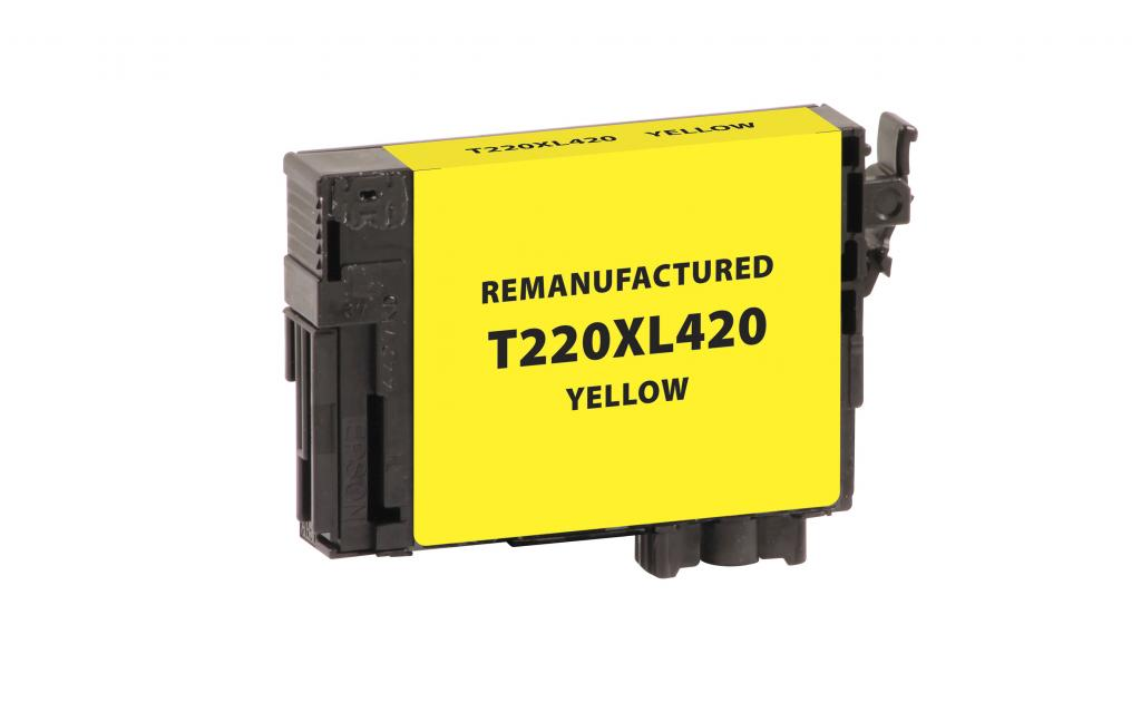 Yellow Ink Cartridge for Epson T220420/T220XL420