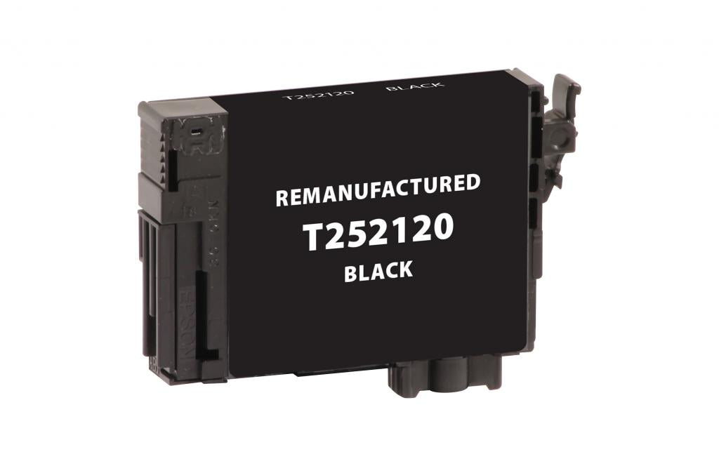 Black Ink Cartridge for Epson T252120