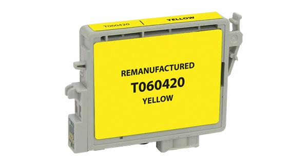 Yellow Ink Cartridge for Epson T060420