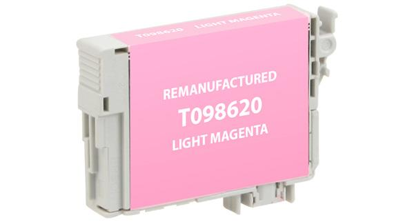 Light Magenta Ink Cartridge for Epson T098620