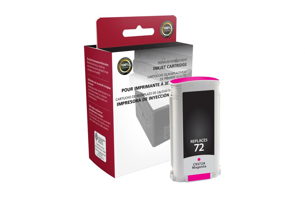Magenta Ink Cartridge for HP C9372A (HP 72)