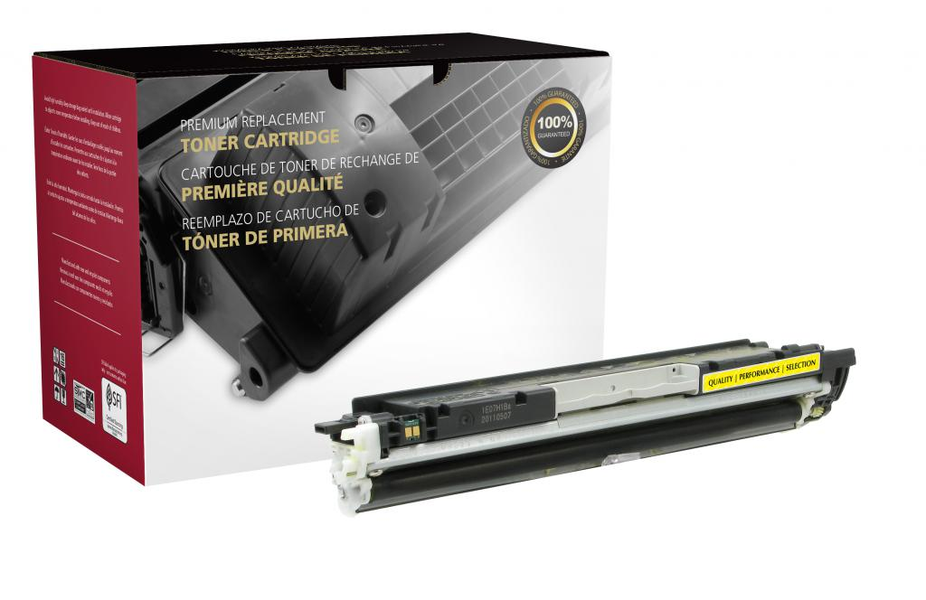 Yellow Toner Cartridge for HP CE312A (HP 126A)