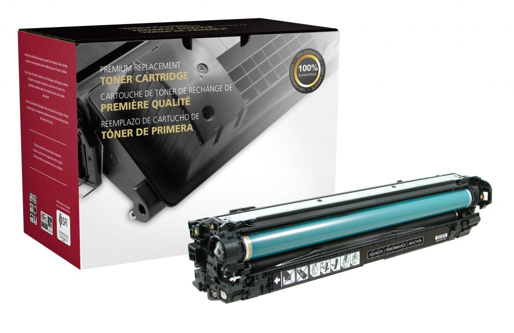 Black Toner Cartridge for HP CE340A (HP 651A)