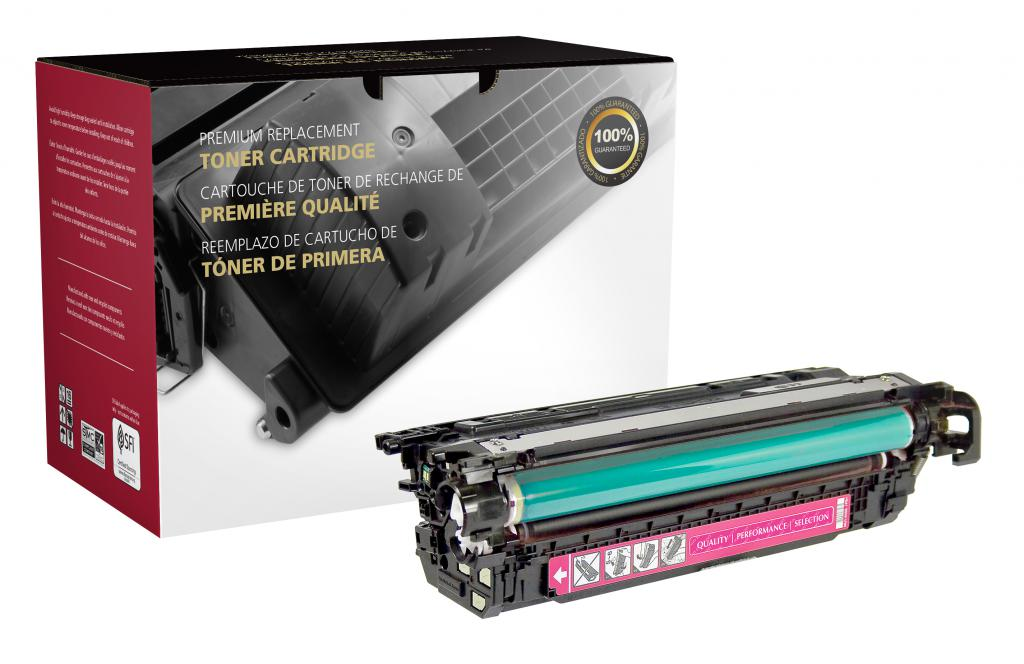 Magenta Toner Cartridge for HP CF033A (HP 646A)