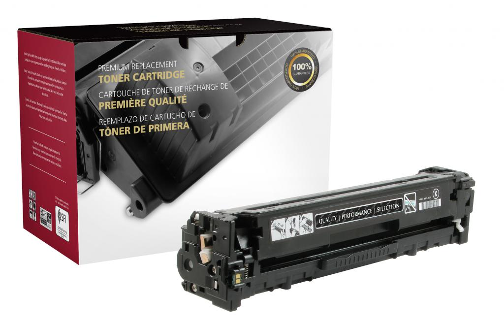 High Yield Black Toner Cartridge for HP CF210X (HP 131X)