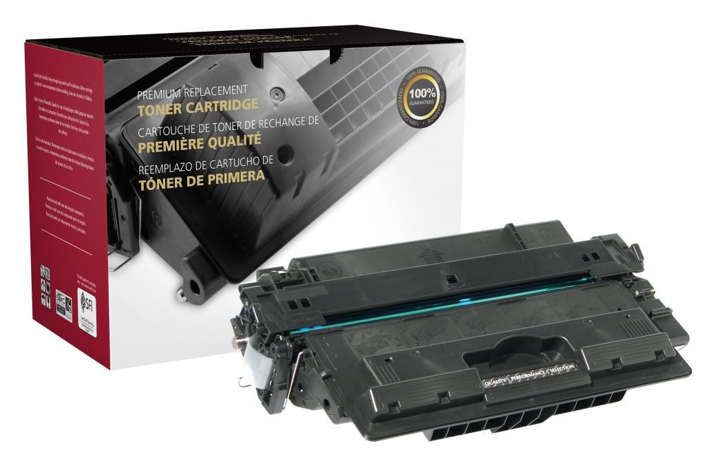 Extended Yield Toner Cartridge for HP CF214X (HP 14X)