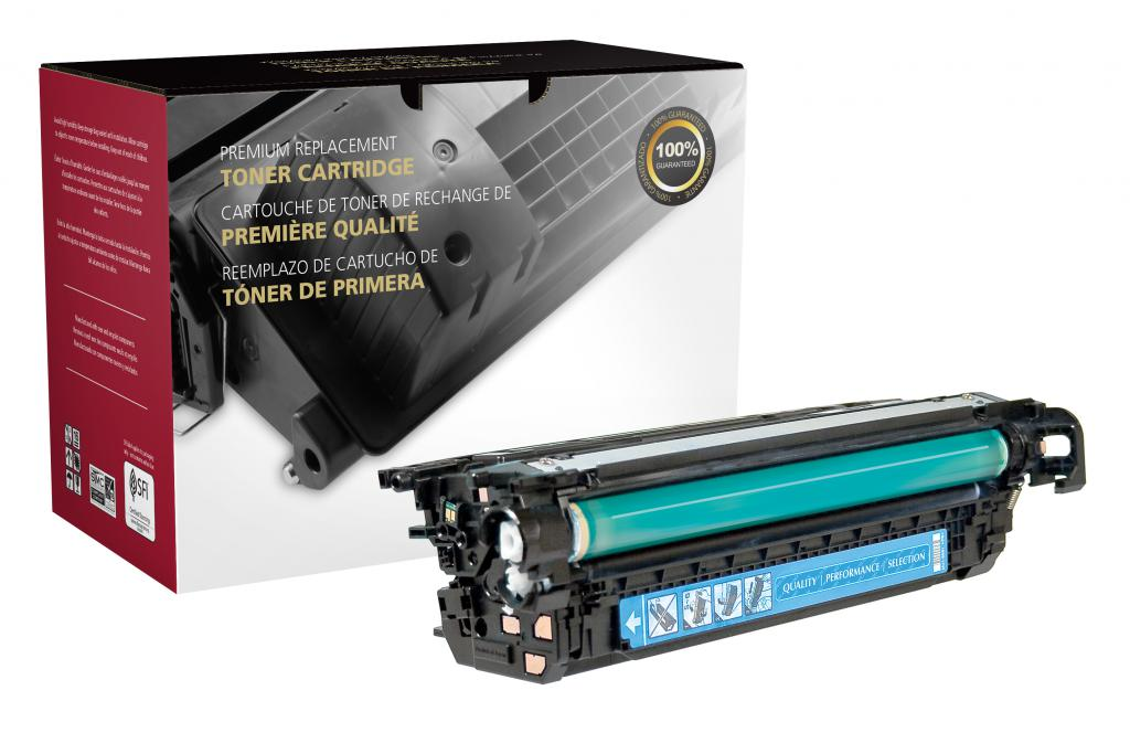 Cyan Toner Cartridge for HP CF321A (HP 653A)