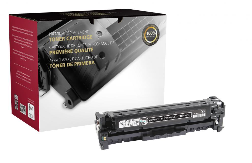 Black Toner Cartridge for HP CF380A (HP 312A)