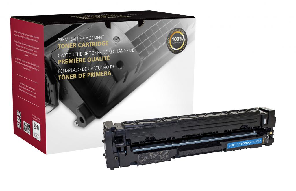 HP CF401A (201A) Cyan Toner Cartridge