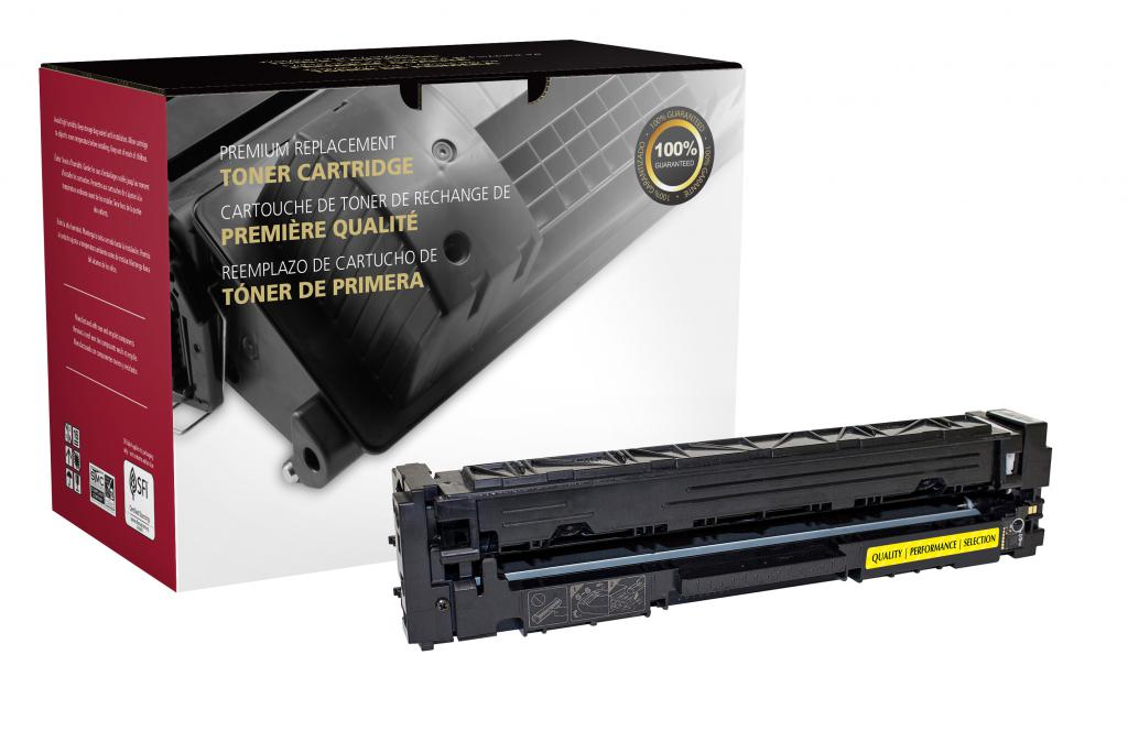 HP CF402A (201A) Yellow Toner Cartridge