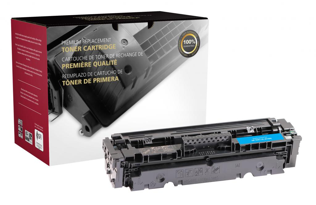 Cyan Toner Cartridge for HP CF411A (HP 410A)