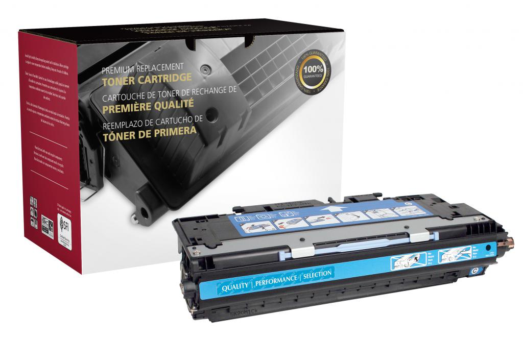 Cyan Toner Cartridge for HP Q2681A (HP 311A)