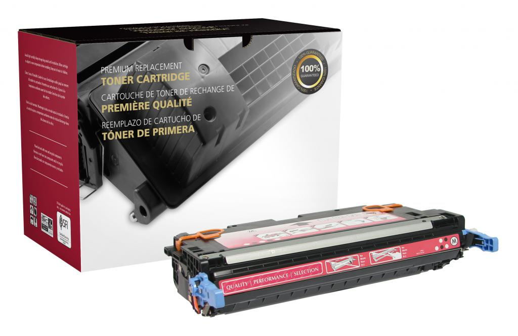 Magenta Toner Cartridge for HP Q7563A (HP 314A)