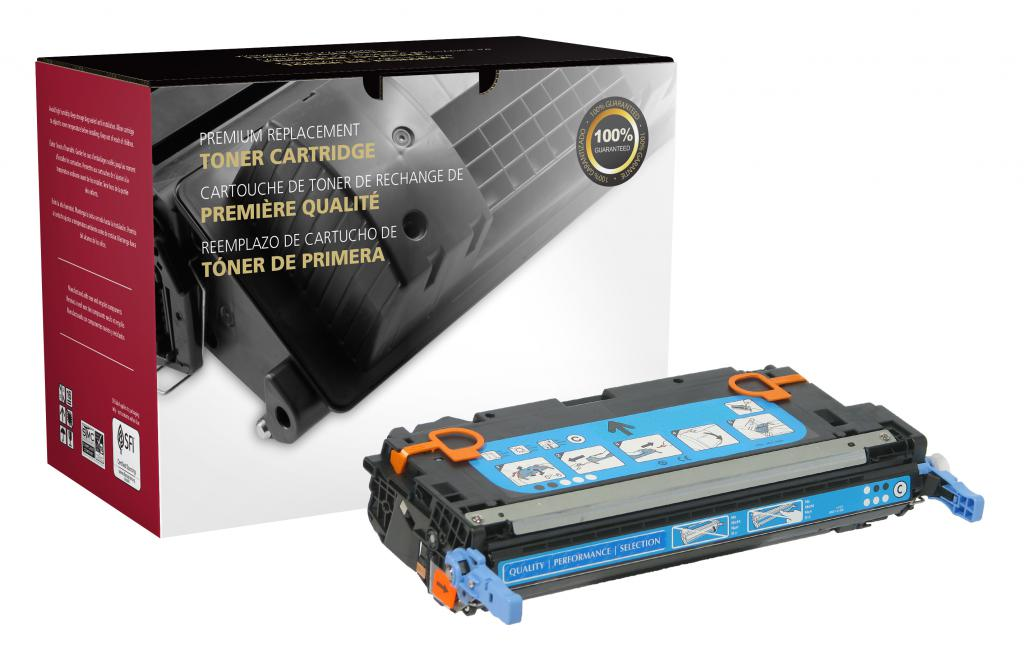 Cyan Toner Cartridge for HP Q7581A (HP 503A)