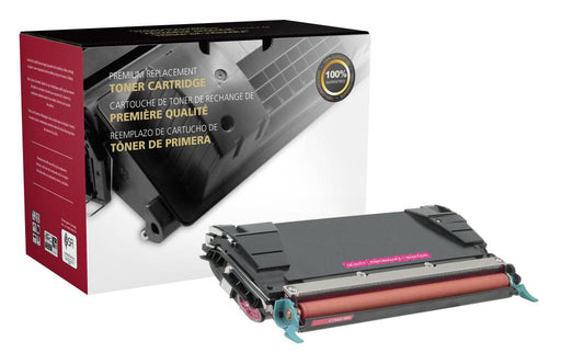 Lexmark C734 Magenta Toner Cartridge