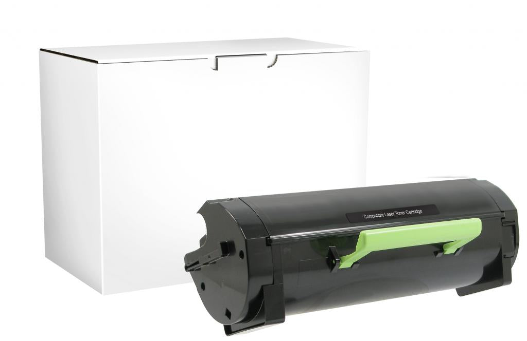 High Yield Toner Cartridge for Lexmark Compliant MS310/MS410/MS510/MS610/MX310/MX410/MX510/MX610