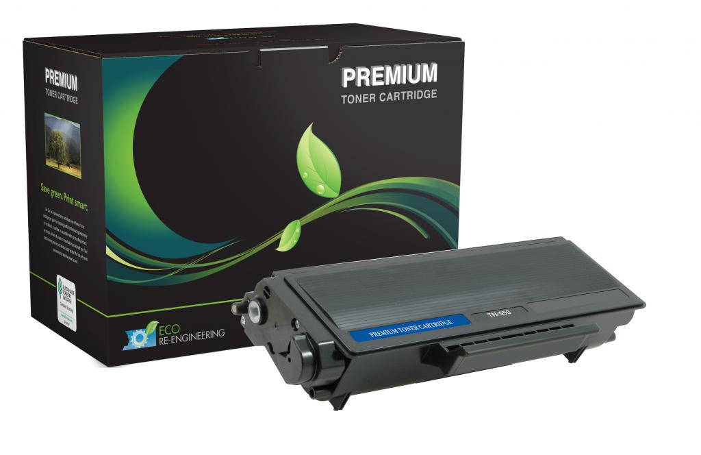Toner Cartridge for Brother TN550